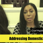 Addressing Domestic Violence – With Judge Phinia Aten
