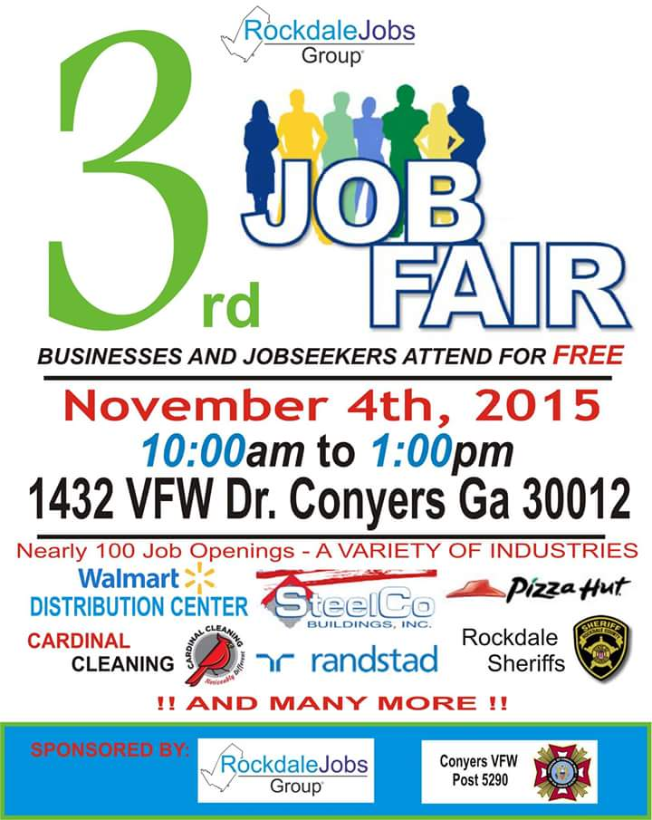 jobs in conyers ga
